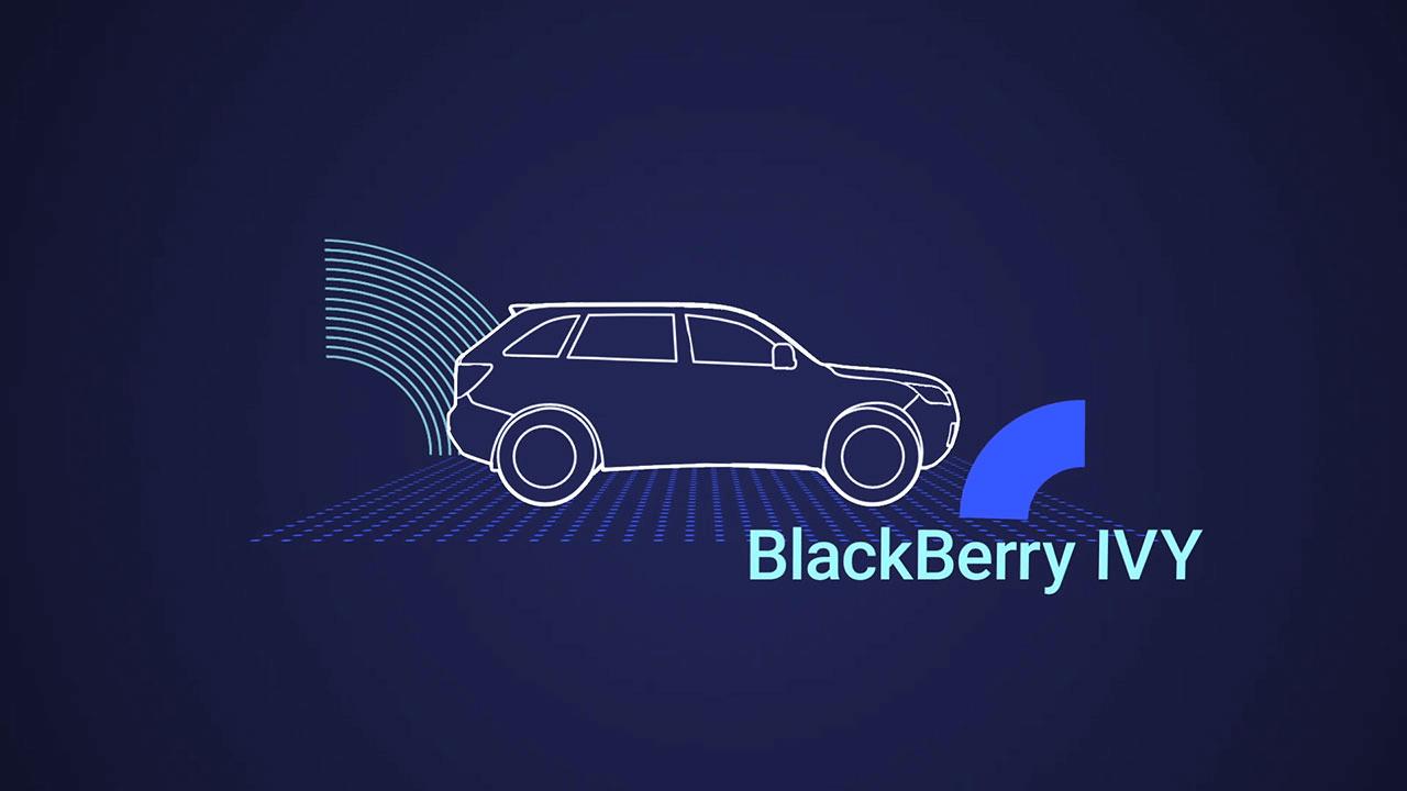 BlackBerry stock - IVY