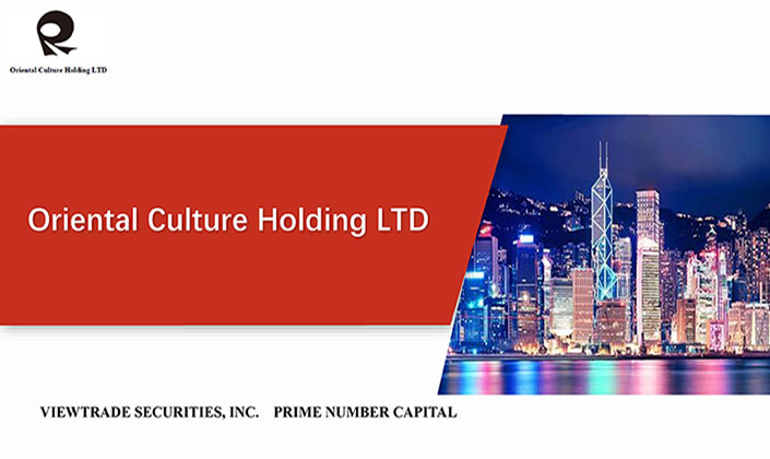 oriental culture holding